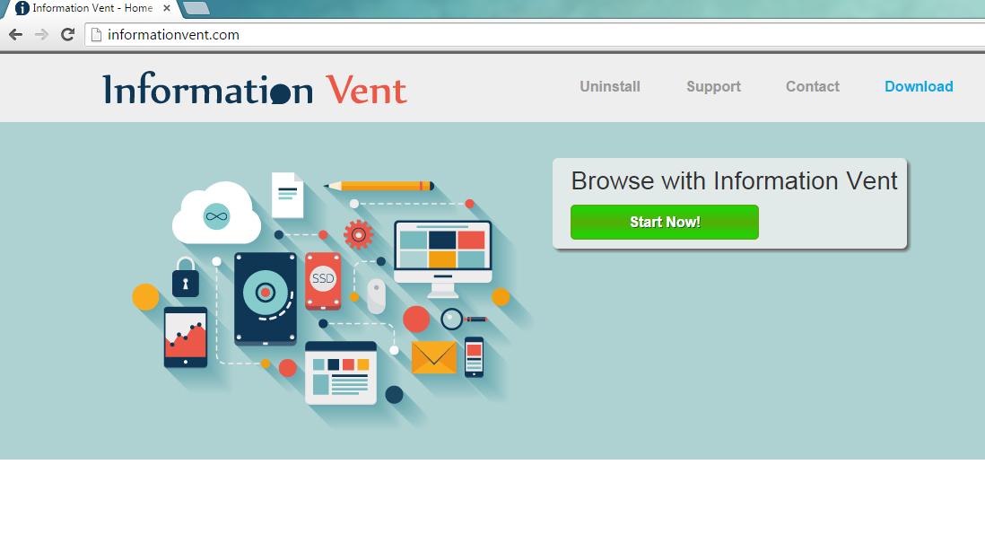 Information Vent-