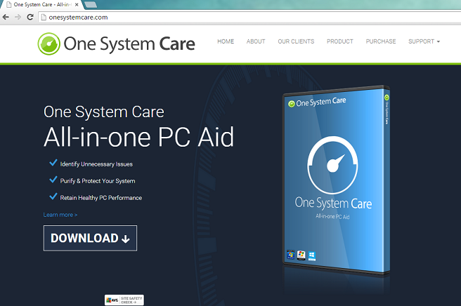 One-System-Care-removal
