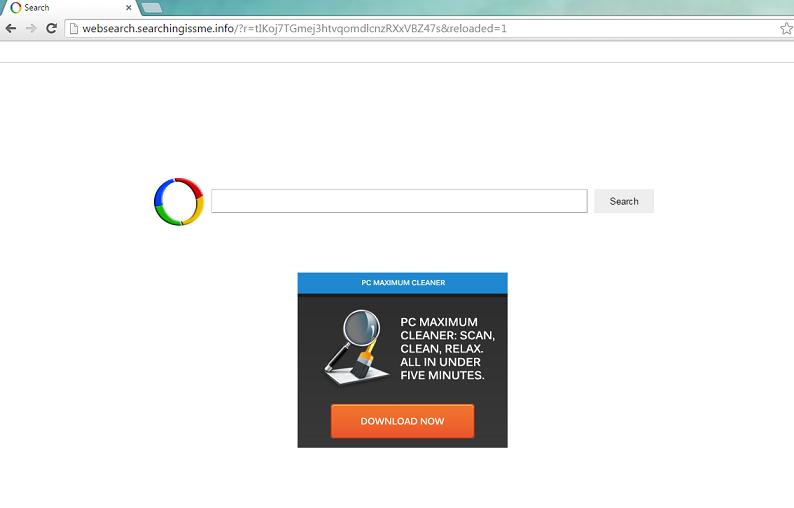 Websearch.searchingissme.info-