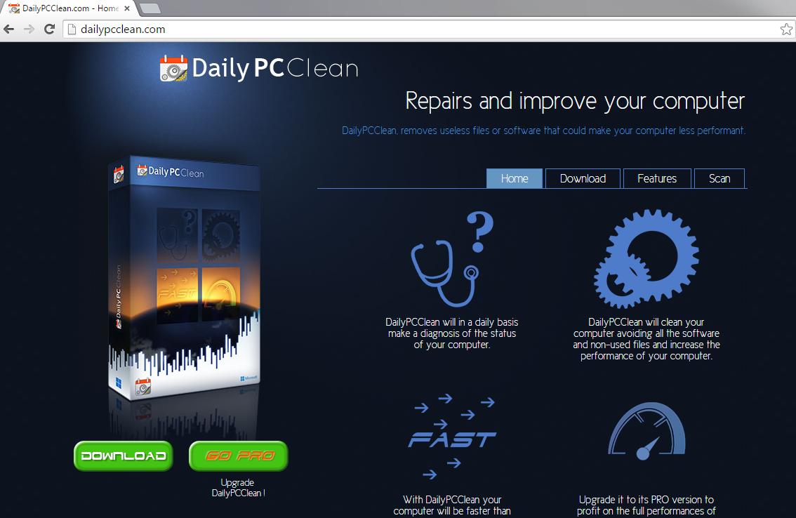 DailyPCClean-