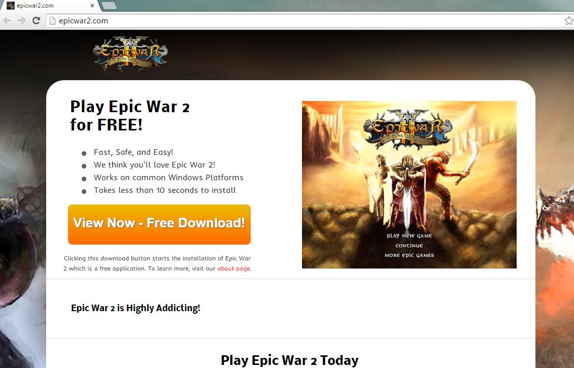 Epic War 2-