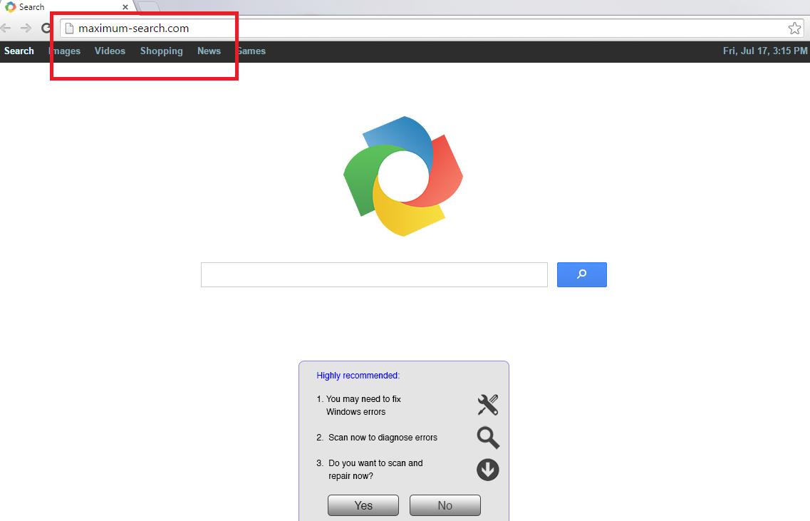 Maximum-search.com-removal