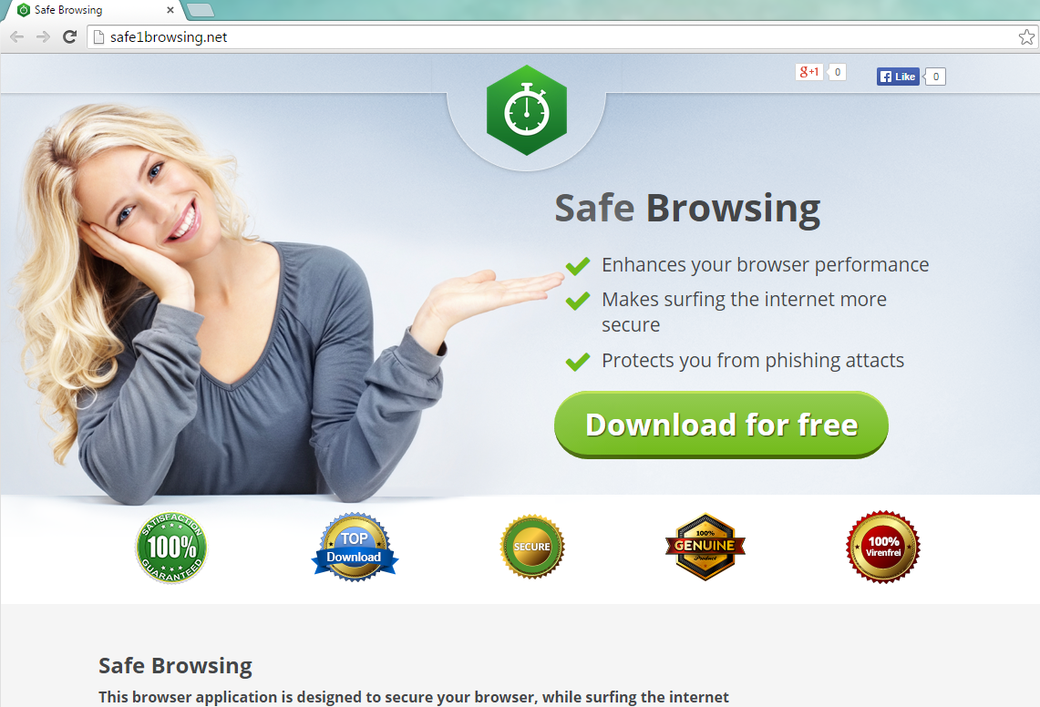 Safe Browsing-