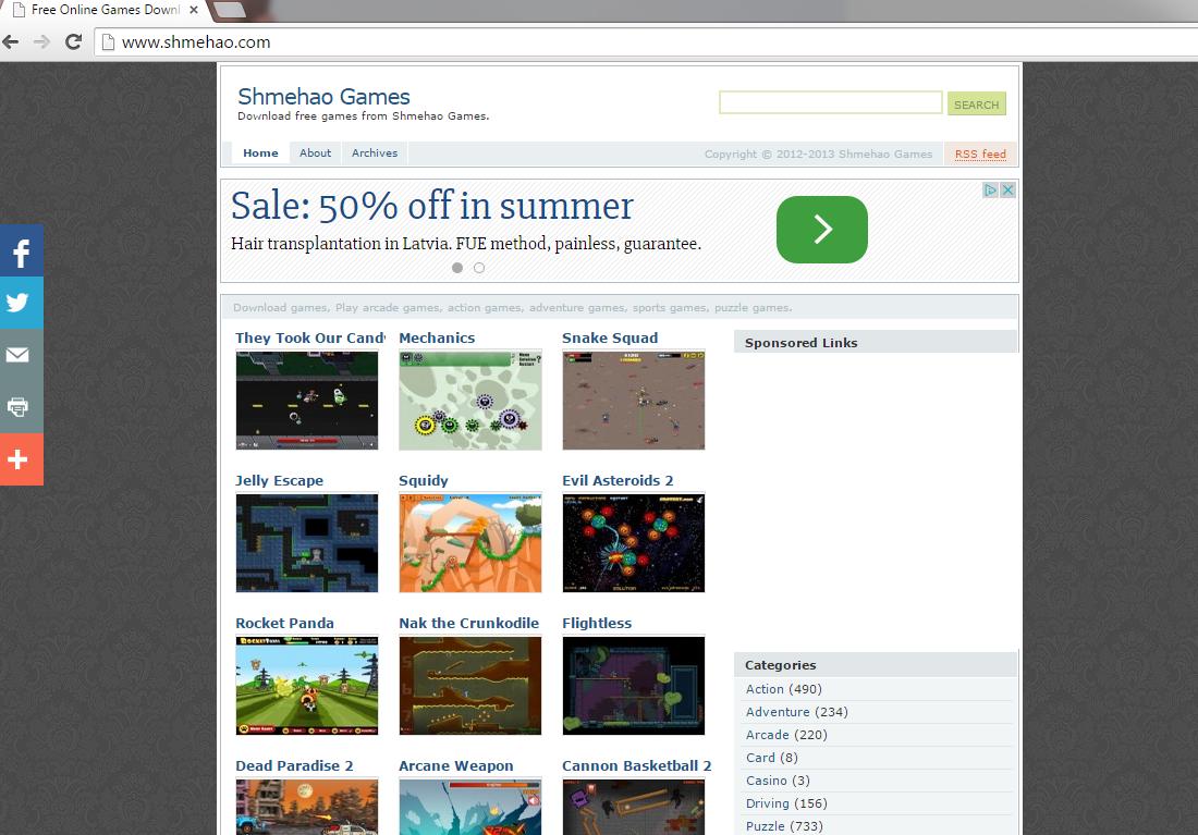 Shmehao Games-