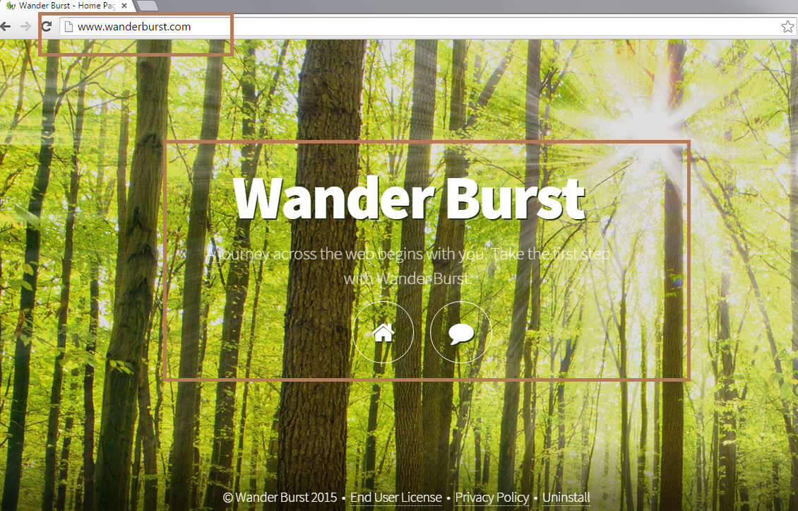 Wander Burst-