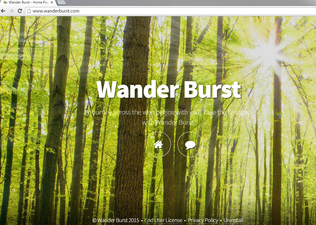 Wander Burst-removal