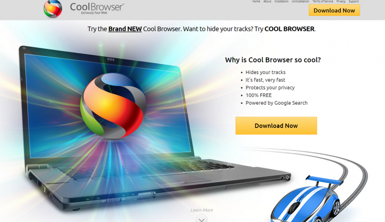 coolbrowser-removal