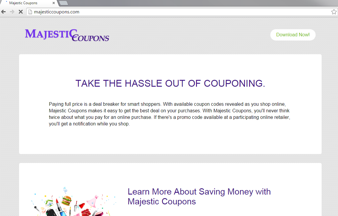 Majestic Coupons-