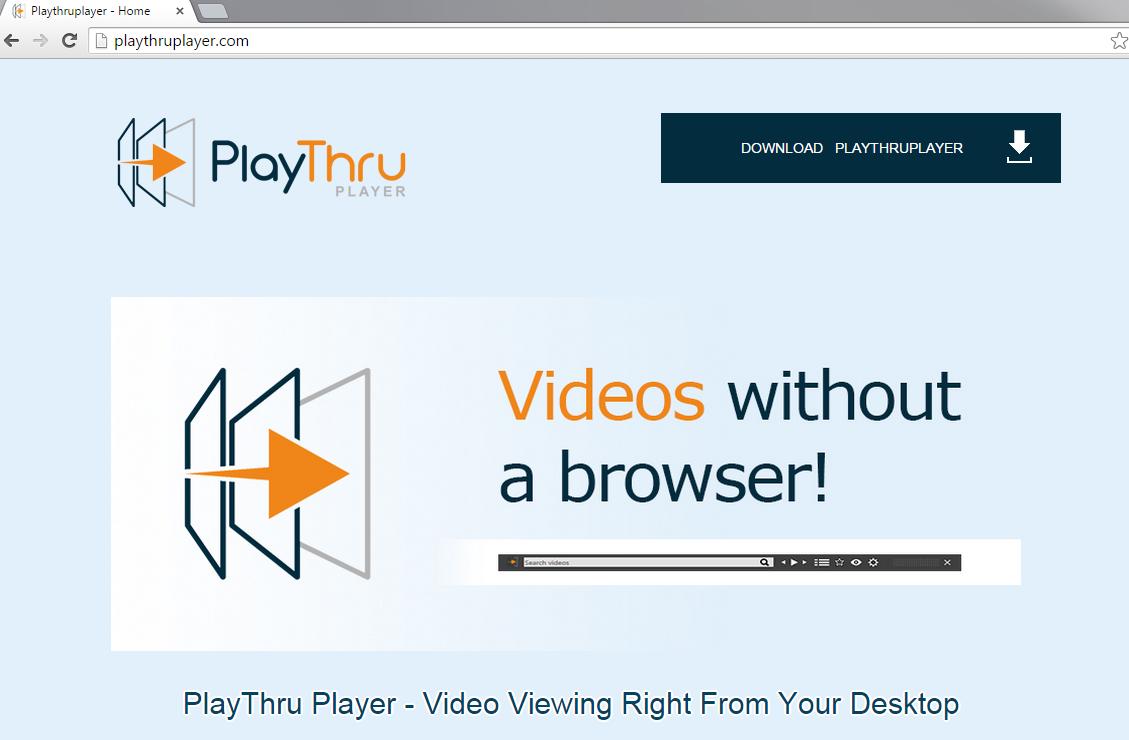 PlayThru Player-