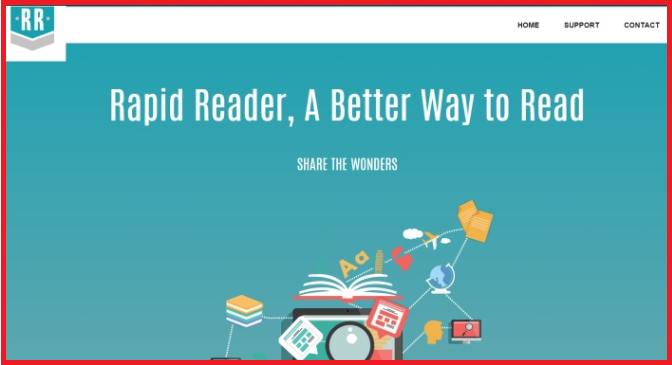 Rapid Reader Ads