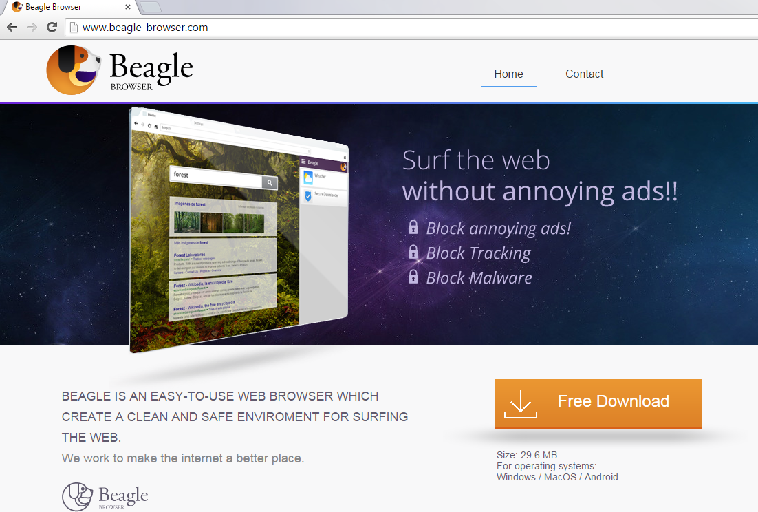 BeagleBrowser-removal