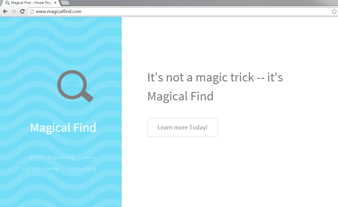 Magical Find Ads-