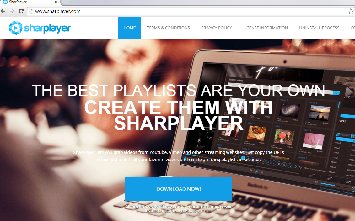 SharPlayer-