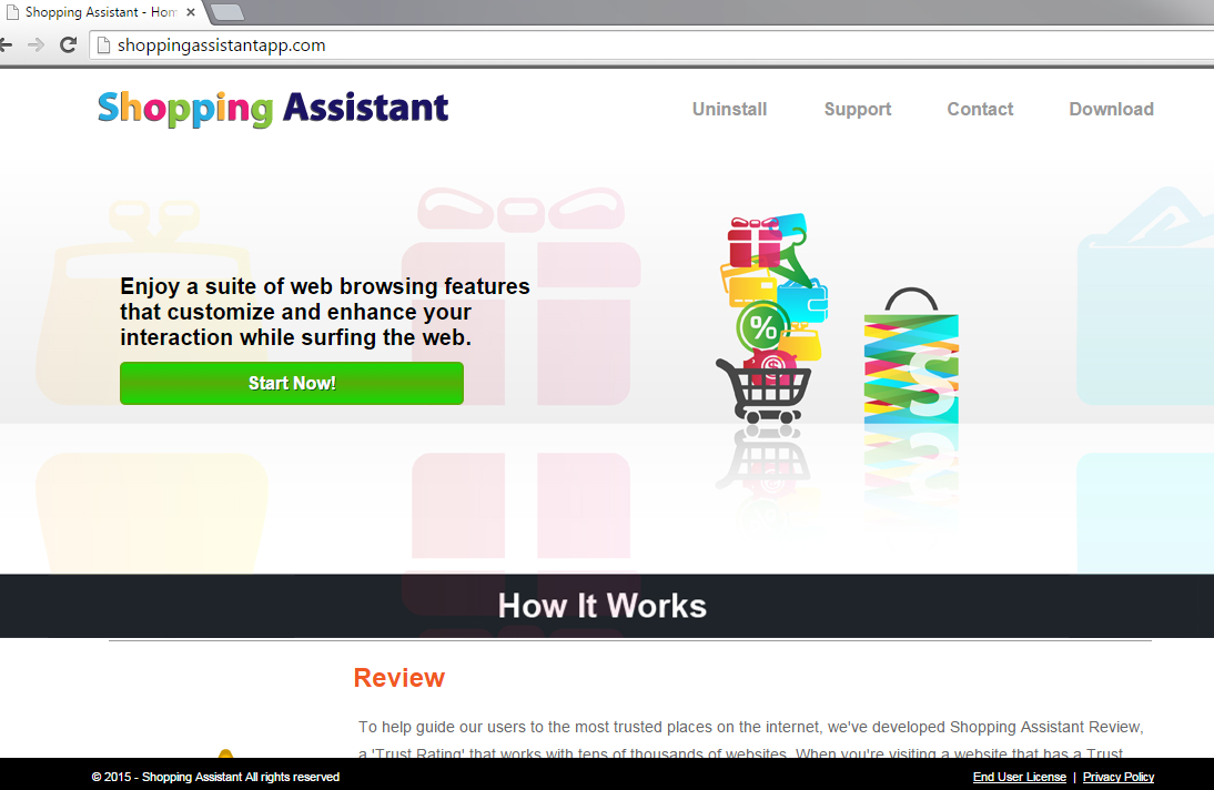 Shopping Assistant-