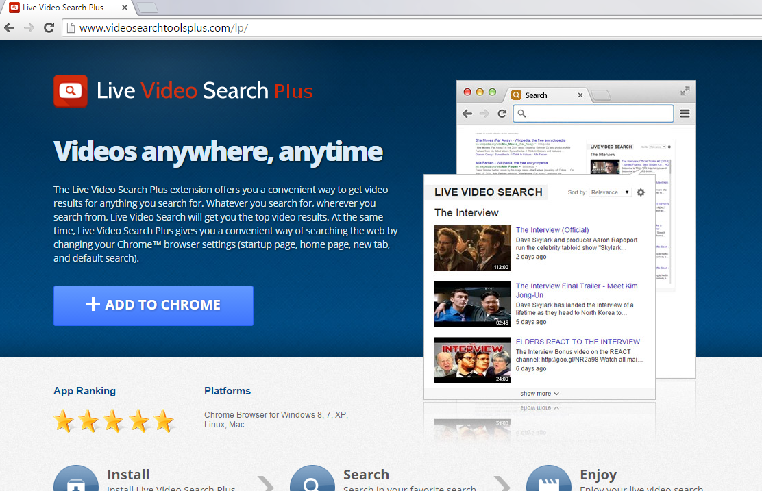 Video Search Tools Plus-