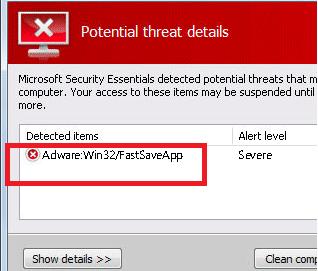 AdwareWin32FastSaveApp-