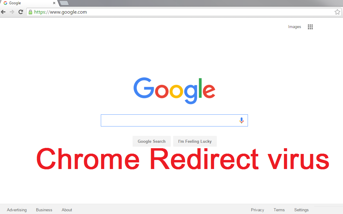 Chrome Redirect Virus-