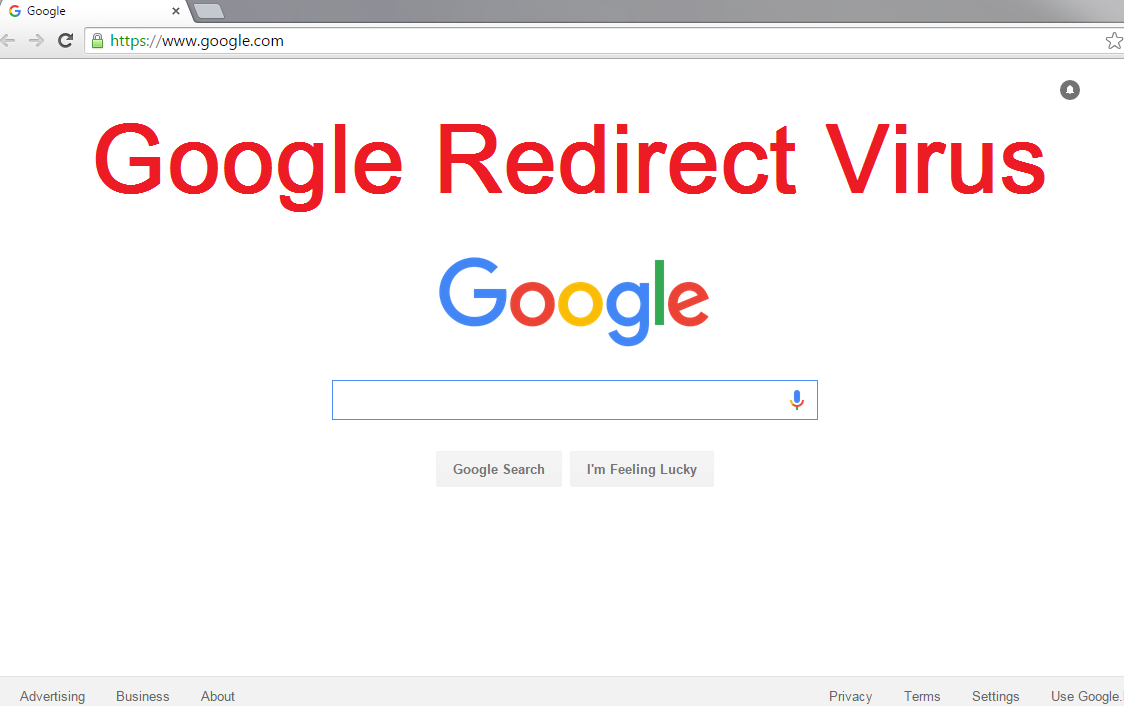 Google Redirect Virus-