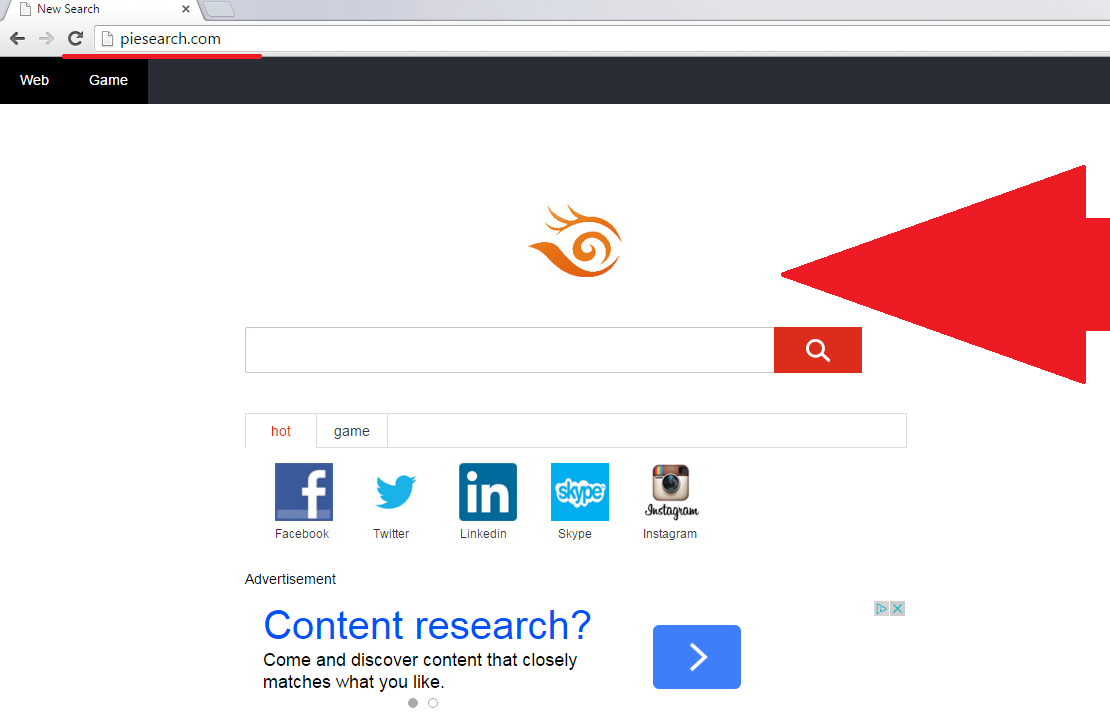 Piesearch-