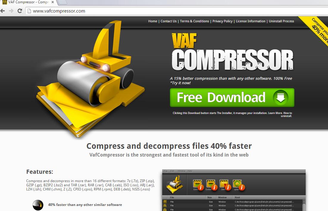 VAFCompressor-