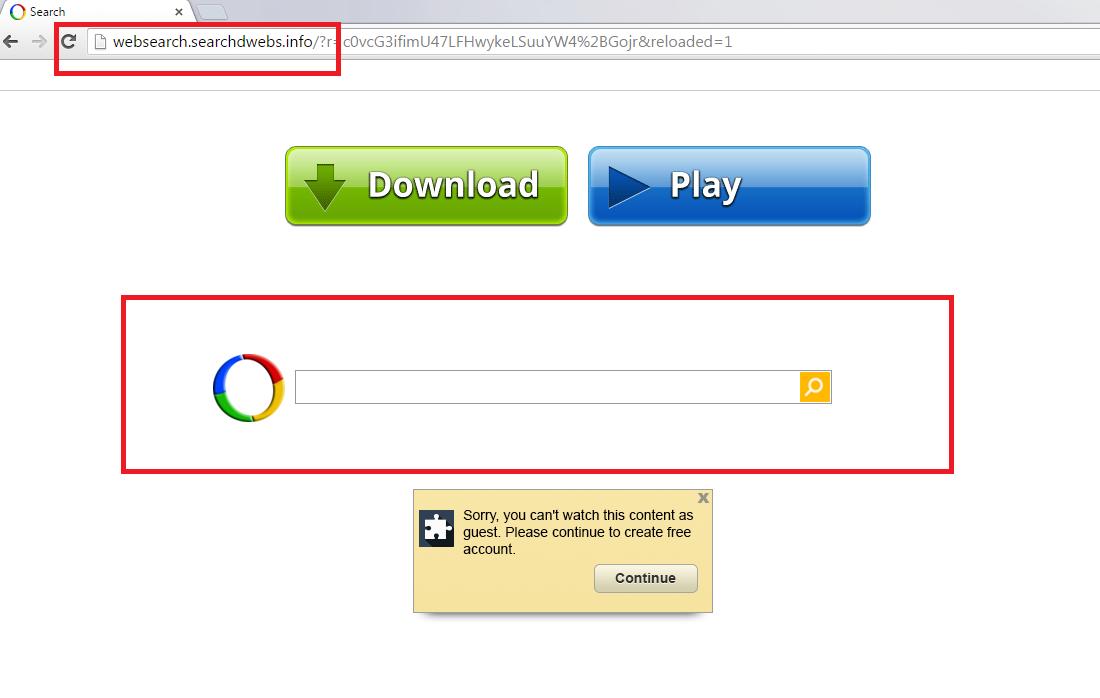 Websearch.searchdwebs.info-