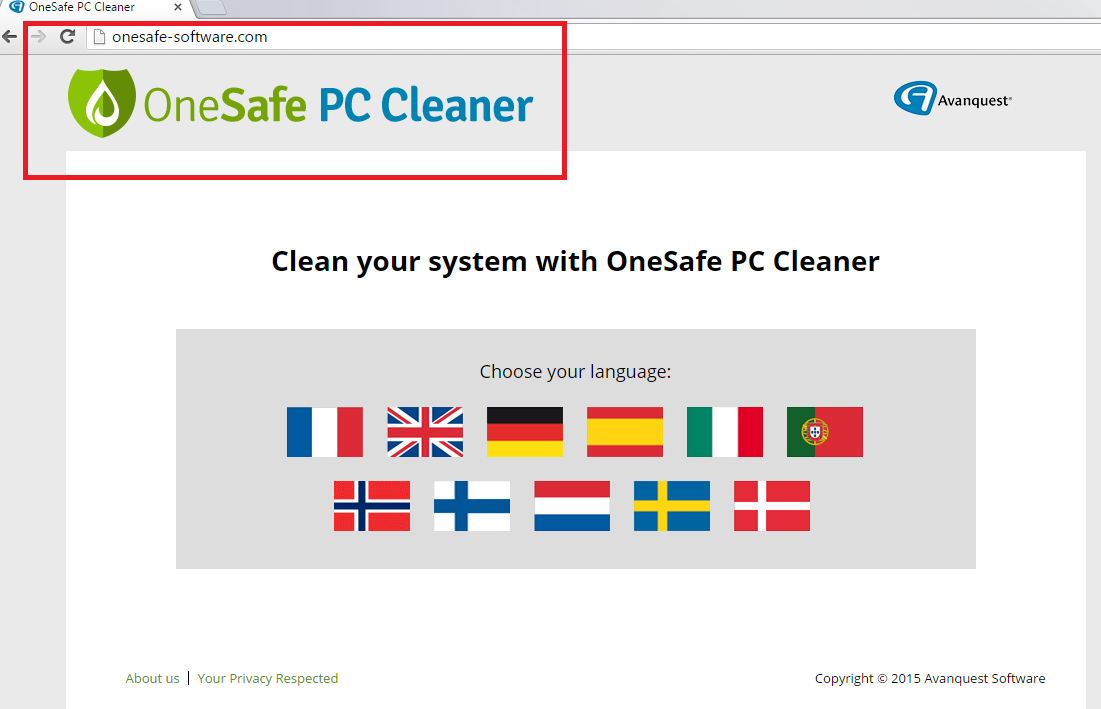 OneSafe PC Cleaner-