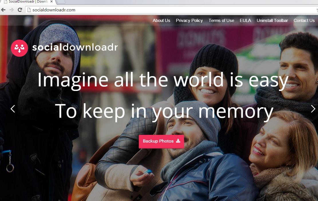 SocialDownloadr Toolbar-