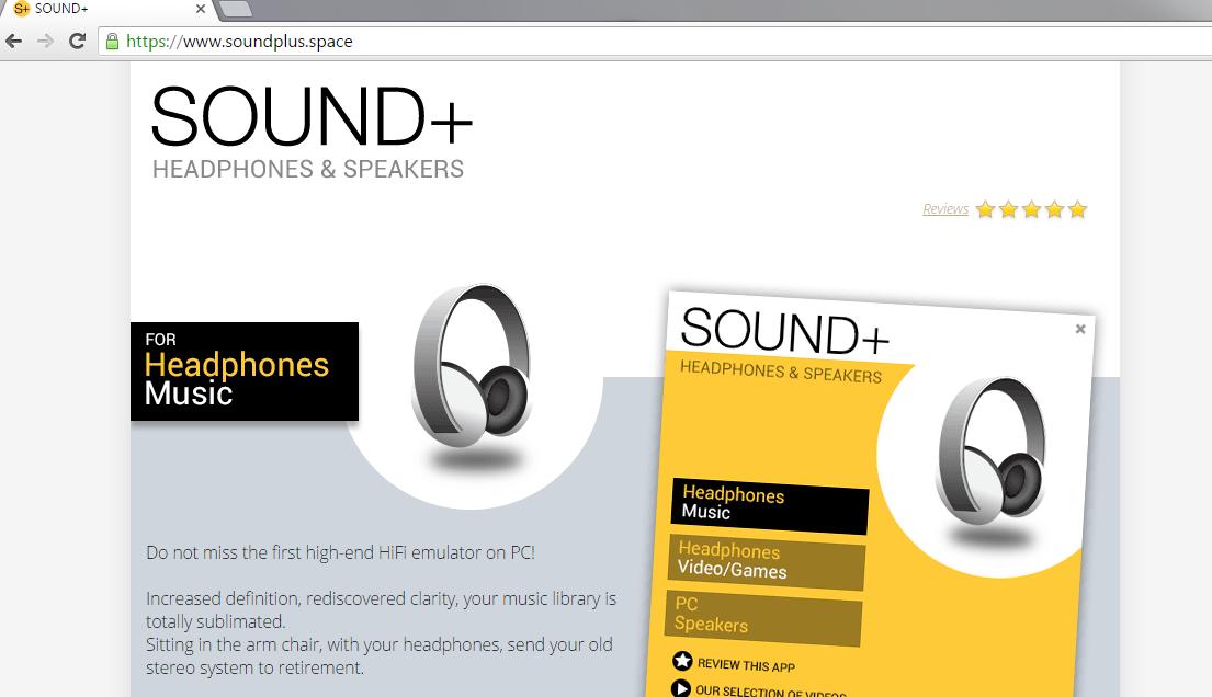 sound+