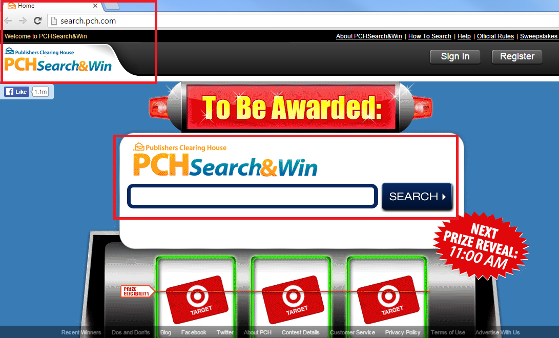 Search pch com – How to remove?