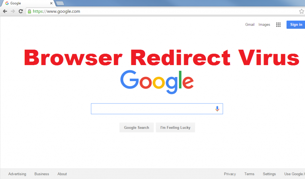 browser redirect virus-