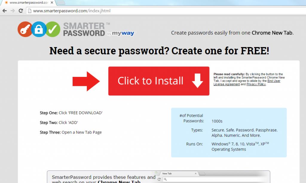 Smarter Password-
