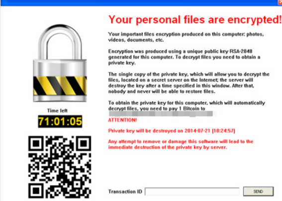 UmbreCrypt Ransomware