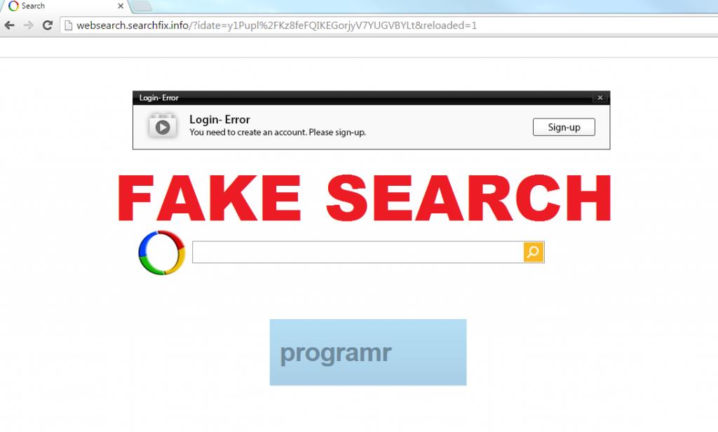 Websearch.searchfix.info-