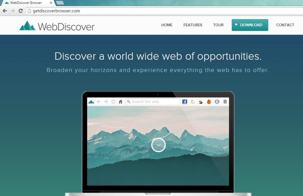 WebDiscover-