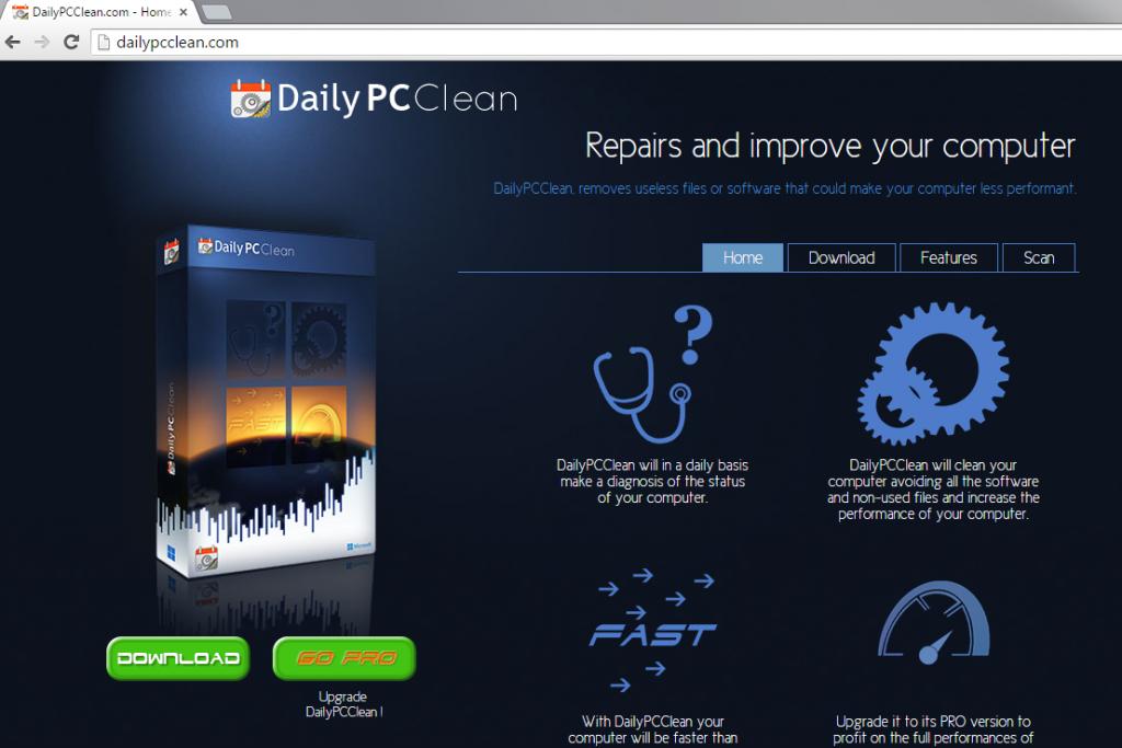 DailyPCClean-remove