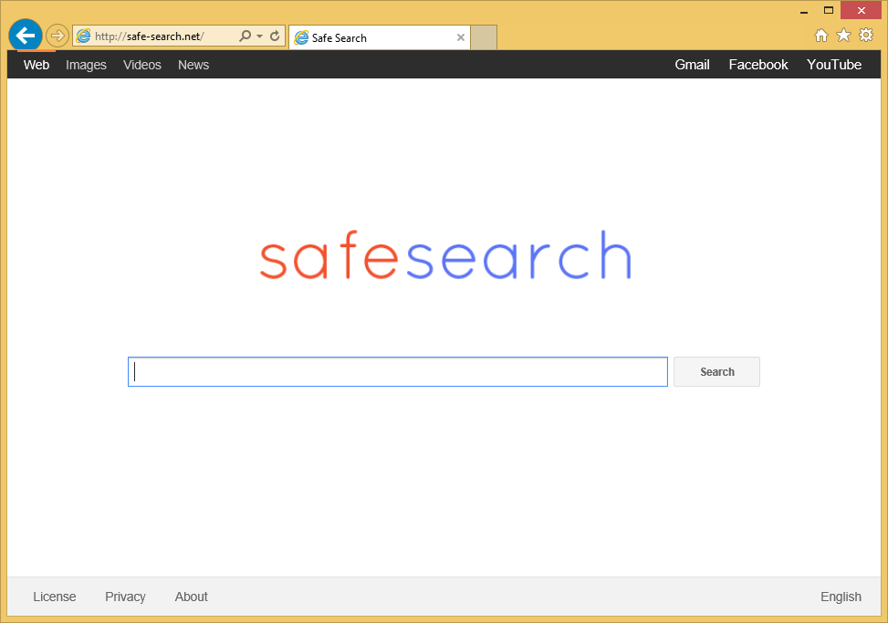 Safe-search
