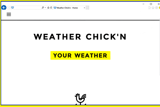 Weather Chick-