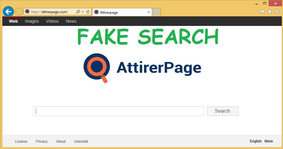 Attirerpage Virus