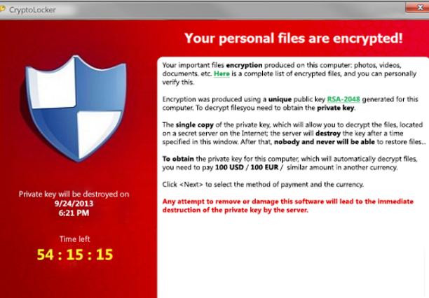 Crypt38 virus-