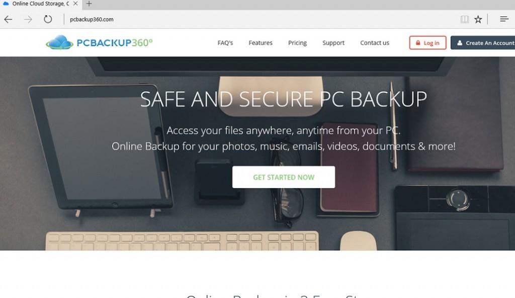 PC Backup 360-