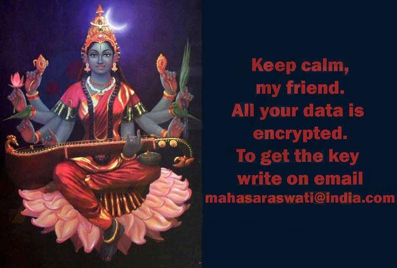 mahasaraswati-ransomware