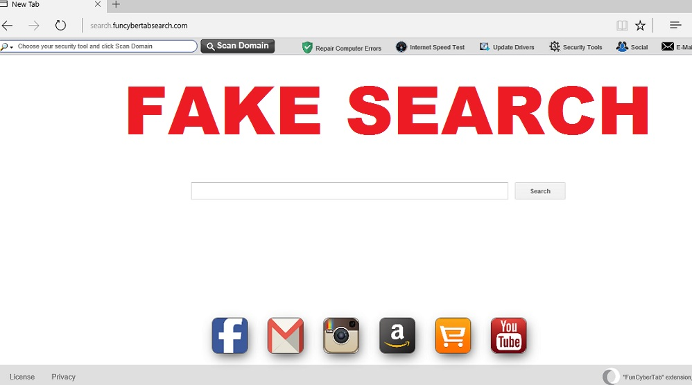 search.funcybertabsearch.com-
