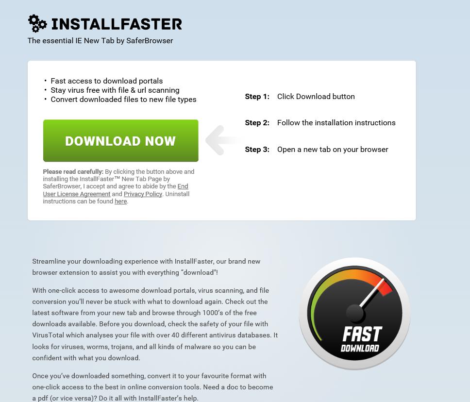 InstallFaster Ads