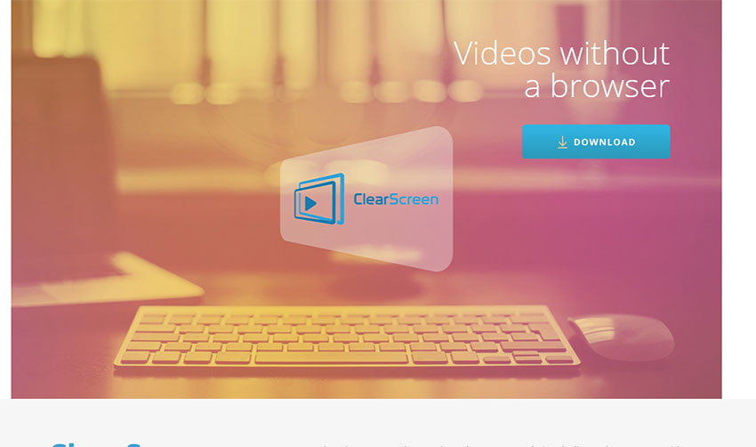 clearscreenplayer-removal