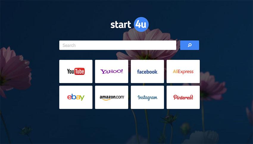 start-4u-homepage