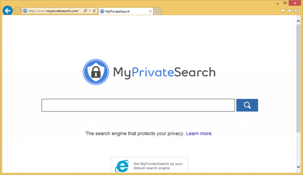 Myprivatesearch