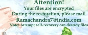 Remove Ramachandra7@india.com