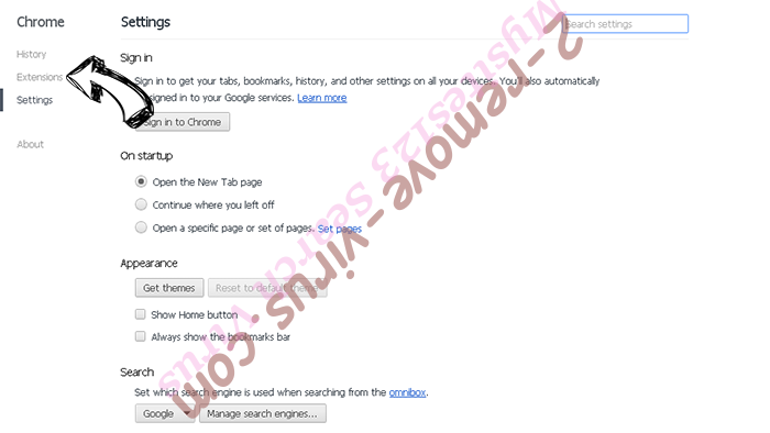 CouponXplorer Toolbar Chrome settings