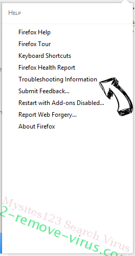 E-Searches.com Firefox troubleshooting