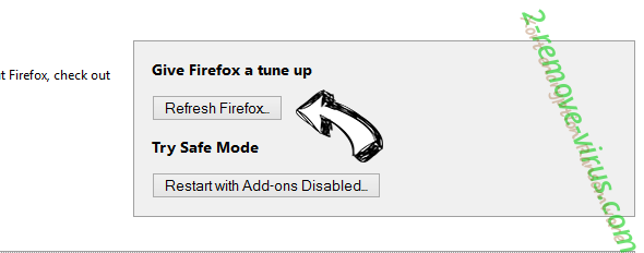 Search.javeview.com Firefox reset